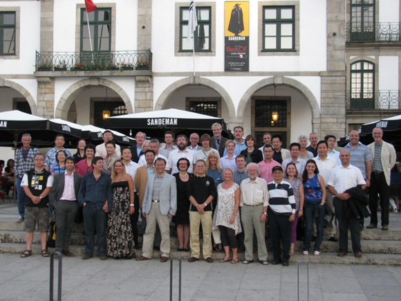 2nd AGM group photo - Portugal